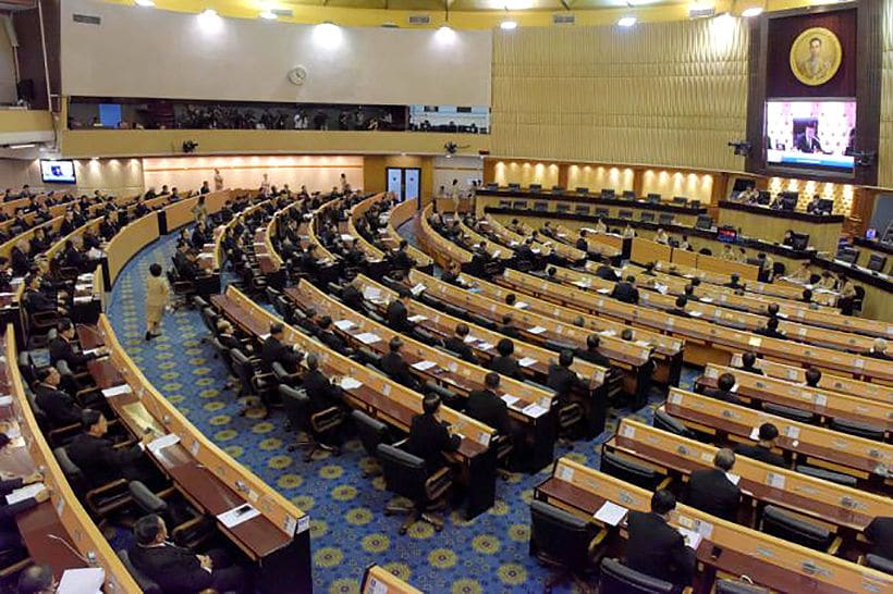Complaints made over 41 pro-Junta coalition MPs over their alleged media shares   The Thaiger