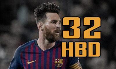 24 มิถุนายน 2019 – วันเกิด 'ลิโอเนล เมสซี่' หนึ่งในผู้เล่นที่เก่งที่สุดตลอดกาล | The Thaiger
