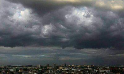 กรมอุตุเตือน วันนี้ (17 มิ.ย.) ฝนถล่ม 47 จ. คลื่นสูงถึง 3 เมตร | The Thaiger