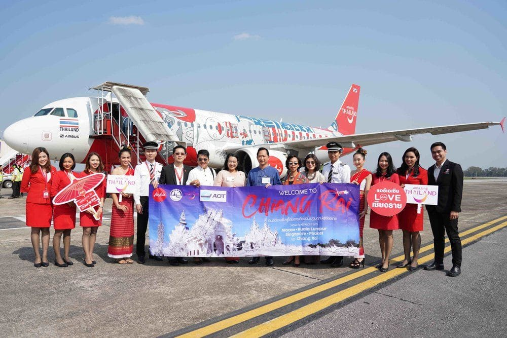 Thai Air Asia pulling the plug on its Chiang Rai-Singapore service? | The Thaiger