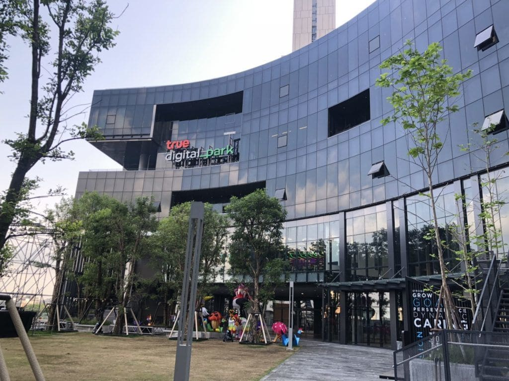 True Digital Park opens in Sukhumvit 101 Road, Bangkok | News by The Thaiger