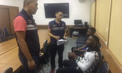 Two Nigerians arrested in Phuket over romance scam | The Thaiger