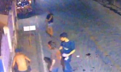 British man beaten up by Thai thugs in Pai for 'interfering' in an argument | The Thaiger