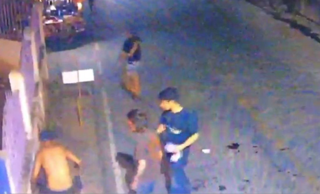 British man beaten up by Thai thugs in Pai for 'interfering' in an argument | Thaiger