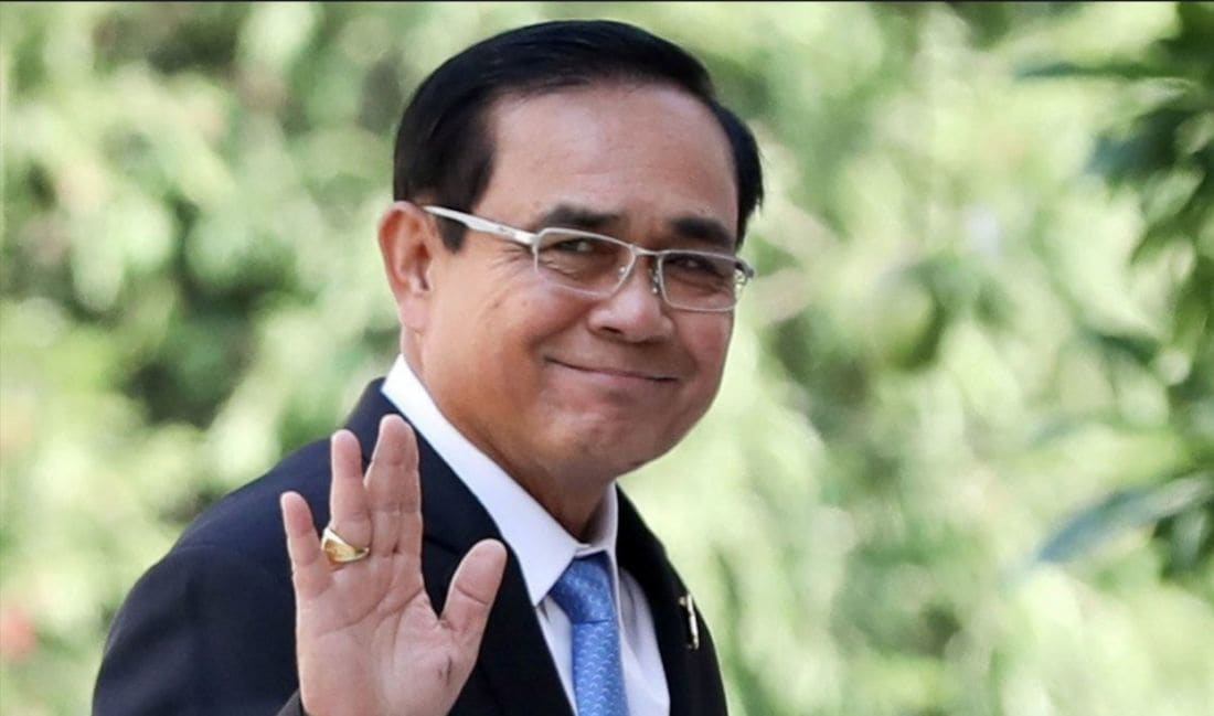 Thai PM receives royal endorsement. Negotiations on hold for today's ceremonies. | The Thaiger