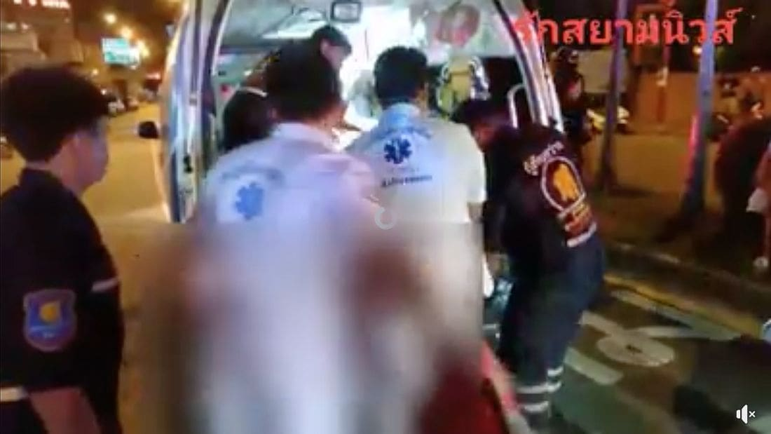 Russian tourist dies after being hit by motorbike in Pattaya | The Thaiger