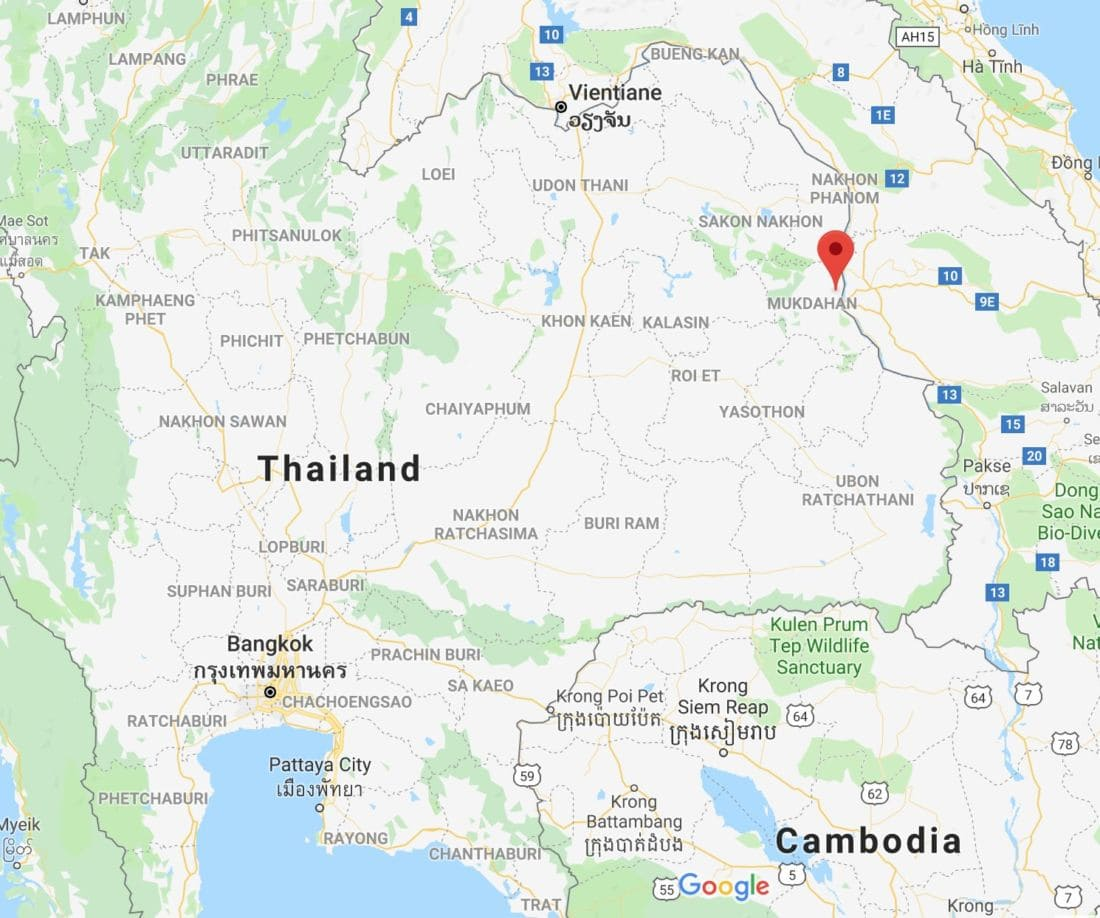Syrian nabbed in north eastern Thailand on four year overstay | News by Thaiger