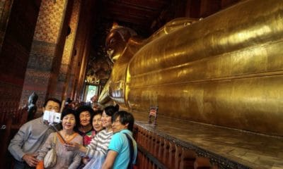 Chinese tourist numbers to Thailand soften for second consecutive month | The Thaiger