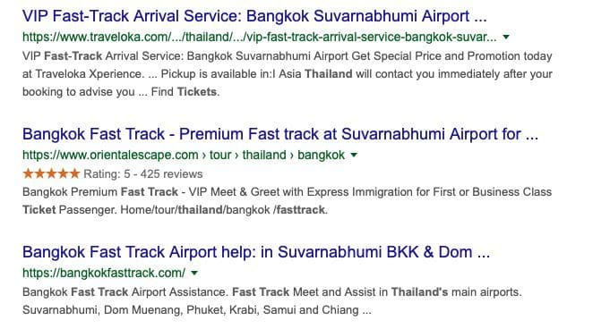 Suvarnabhumi's 'fast track' scam exposed - AoT crackdown on Thailand's biggest airport | News by Thaiger