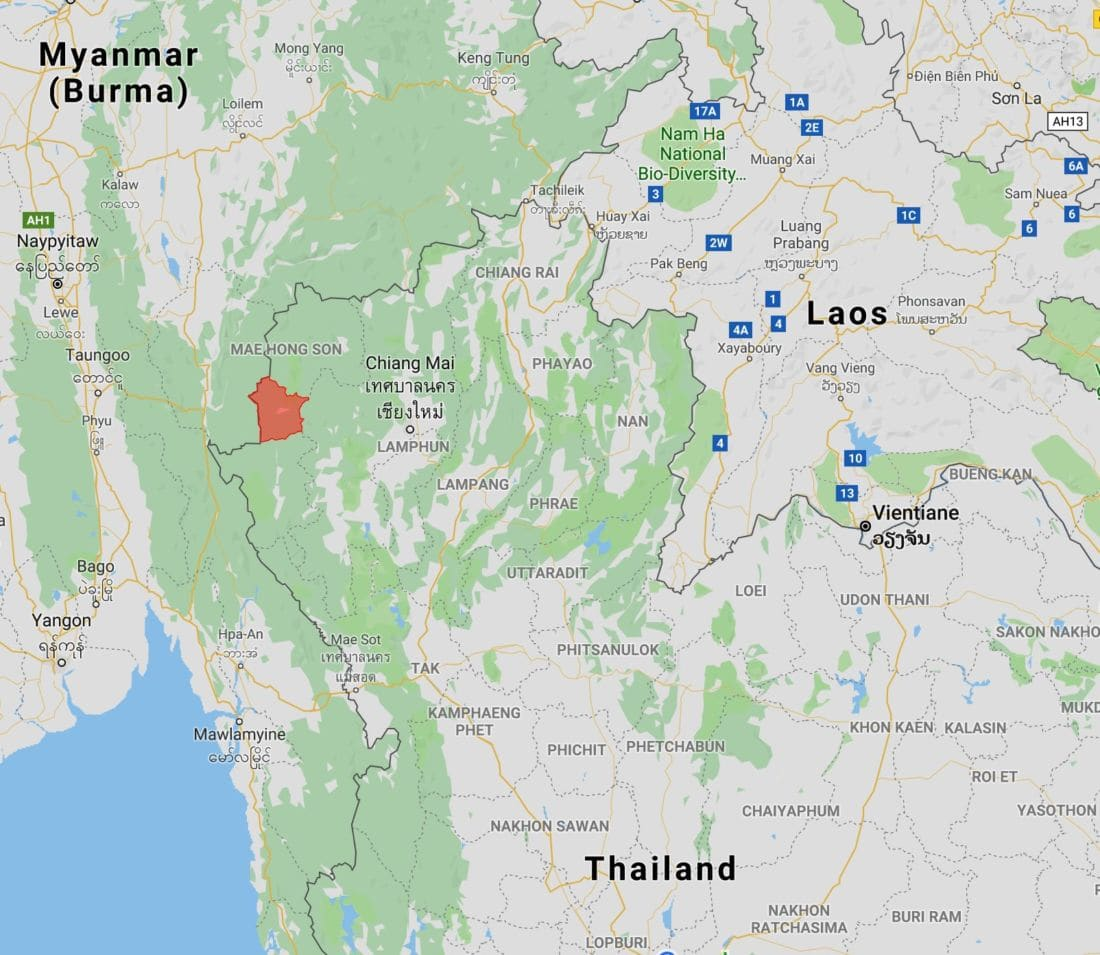 One Thai, six Burmese arrested in northern Thailand   News by Thaiger