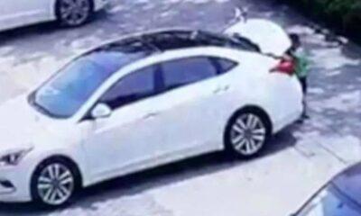 พ่อชาวจีนเสียลูกชายวัย 7 ขวบ หลังลูกติดในกระโปรงรถจนขาดอากาศหายใจดับสลด | The Thaiger