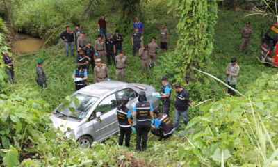 Two suspects in custody after Surat Thani police officer killed during drug sting | The Thaiger