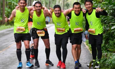 Filipino and Japanese battle the weather in the 2019 Laguna Phuket Marathon | The Thaiger