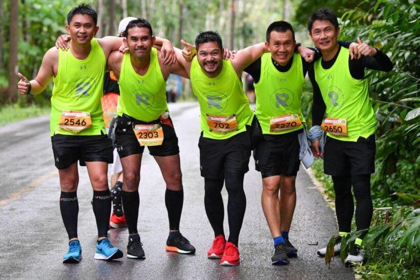 Filipino and Japanese battle the weather in the 2019 Laguna Phuket Marathon | The Thaiger