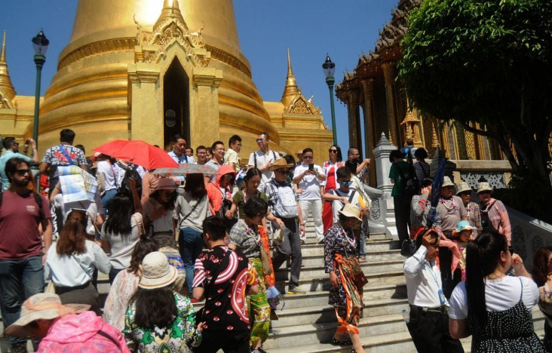 TAT chief blames high baht for drop in tourists to Thailand | The Thaiger