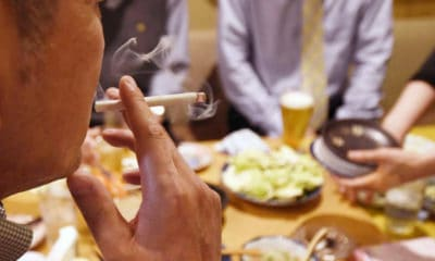 Passive smokers at home are suffering 'domestic abuse' – new law | The Thaiger