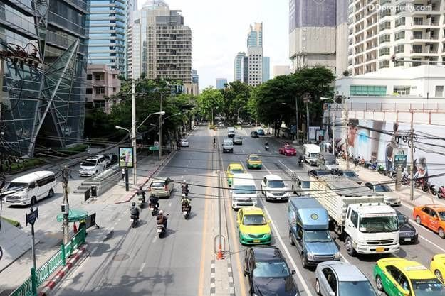 Bangkok's Wireless Road closed for two days - 34th ASEAN Summit | News by The Thaiger