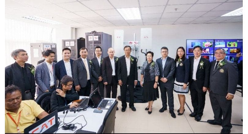 Huawei running 5G testbeds in Thailand | News by The Thaiger