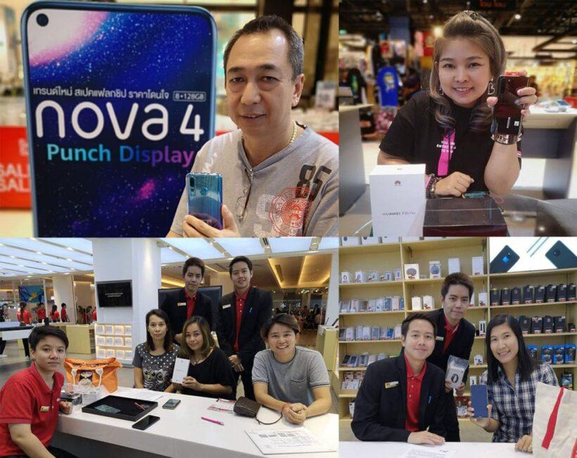 ลูกค้าไทยยังมั่นใจแบรนด์หัวเว่ย หลังประกาศนโยบายประกันคืนเงินเครื่อง 2 ปี | The Thaiger