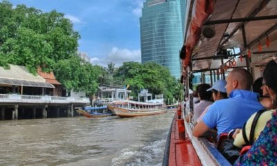 Electric boats will help alleviate some of Bangkok's air pollution | The Thaiger