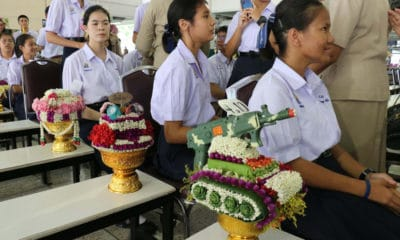 Deputy Thai PM rattled by students' Wai Khru anti-junta protests | The Thaiger