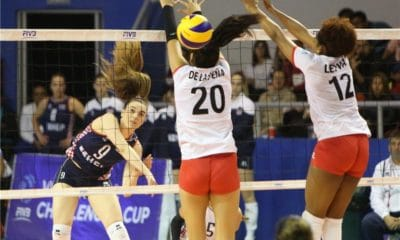 27 มิ.ย. รายงานผลแข่งขัน Volleyball Women's Challenger Cup | The Thaiger