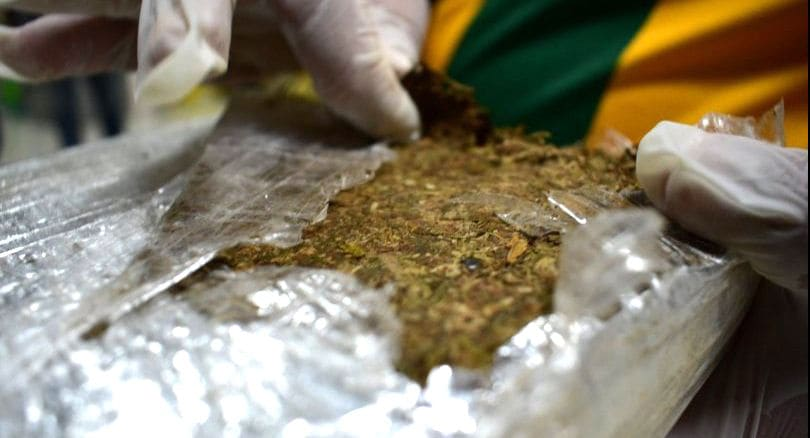 Four arrested as police intercept 572 kilograms of marijuana heading south | News by Thaiger