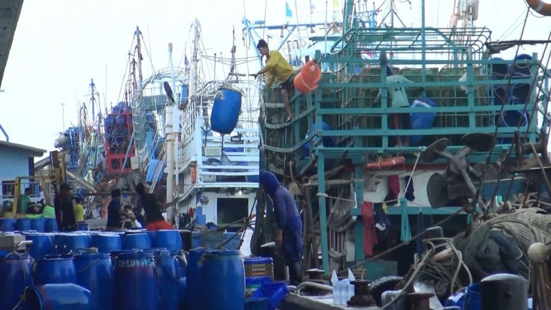 Government runs fishing-law workshop in Phuket | News by Thaiger