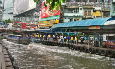 6 month free trial for Bang Wa-Tha Chang ferry service, Bangkok | The Thaiger