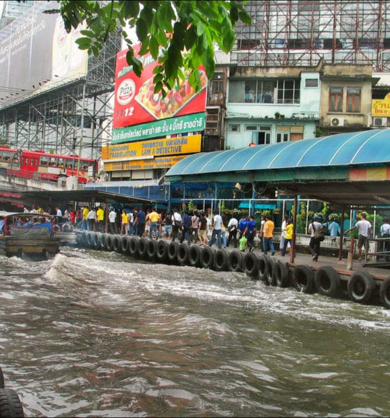 6 month free trial for Bang Wa-Tha Chang ferry service, Bangkok   The Thaiger