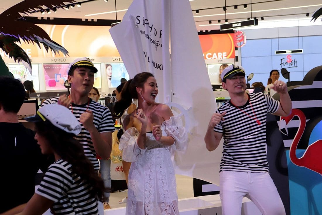 Sephora brings new beauty experience at Central Phuket | News by The Thaiger