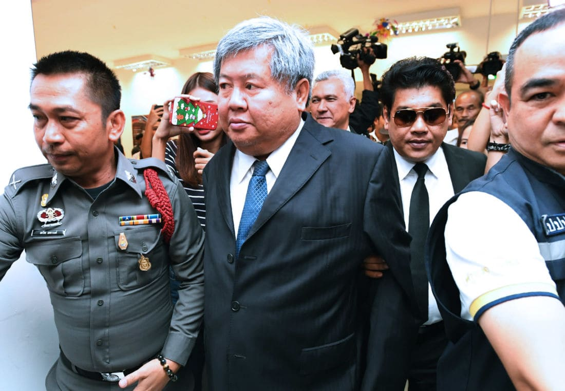 More prison time for Premchai over poaching case   The Thaiger