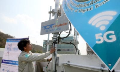 Huawei running 5G testbeds in Thailand | The Thaiger