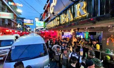 Retribution: Pattaya police chief transferred, foreign bar owners deported | The Thaiger