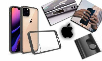 จริงดิ! เว็ปนอกเปิดขายเคส iPhone 11 Max คาดมาพร้อม Type-C, ชาร์จไวและอื่นๆ | The Thaiger