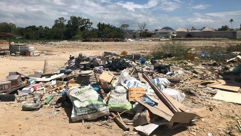 change.org petition calls on Phuket locals to take action on construction dump | News by The Thaiger