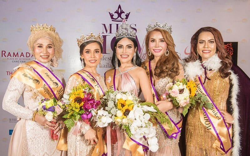 And the winner of Miss Mom Phuket 2019 is…