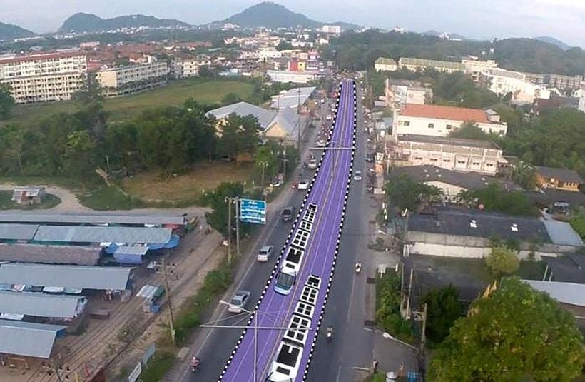 Final design for Phuket Light Rail wrapped up next week | News by The Thaiger