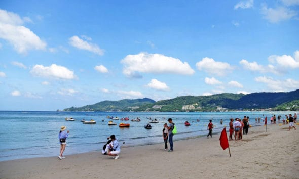 Phuket's tourist evolution – Diversity is the best option Part 1 | The Thaiger