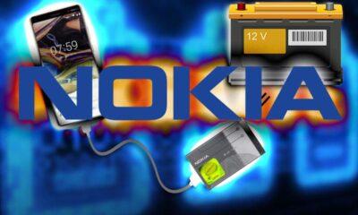 โนเกียซุ่มพัฒนาเทคโนโลยีแบตเตอรี่ใหม่ จุไฟเยอะขึ้นแต่ขนาดเท่าเดิม รับความแรง5G | The Thaiger