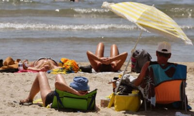 Europe's searing heatwave breaks temperature records | The Thaiger