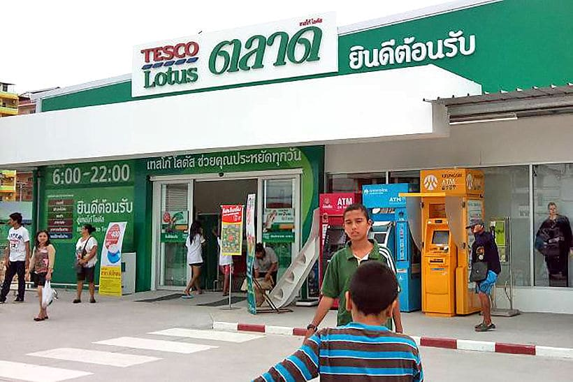 Tesco looks to open 750 new convenience stores in Thailand | The Thaiger