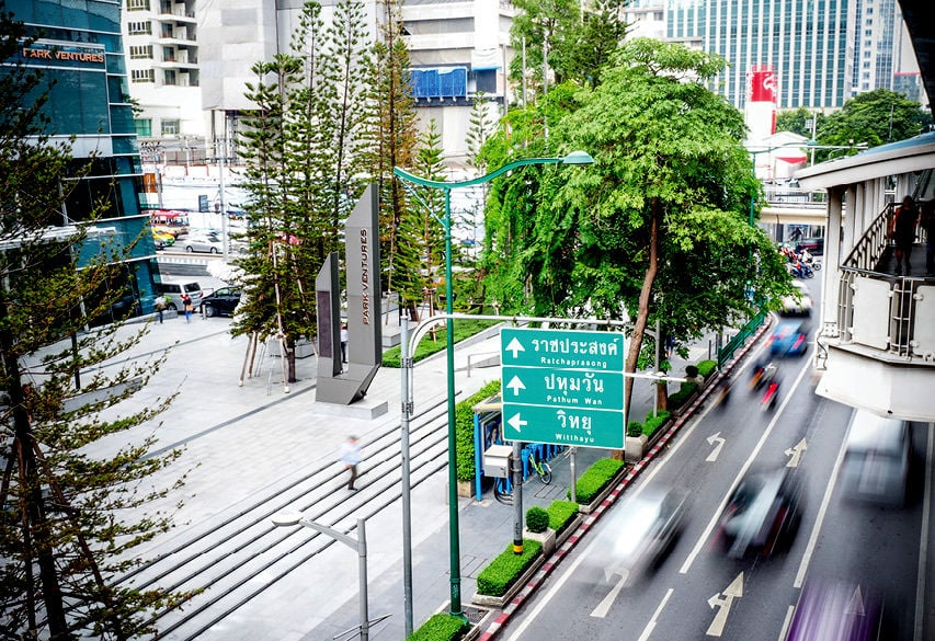 Bangkok's Wireless Road closed for two days – 34th ASEAN Summit