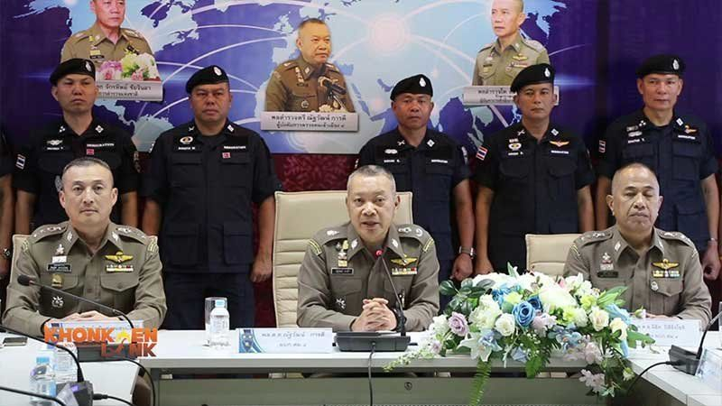 North-East Thailand immigration purge nets 2,200 | The Thaiger