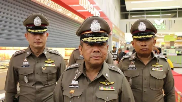 Thai police in the Laos capital searching for gold thieves | News by Thaiger