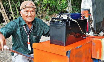 Miracle magic Thai power generator rubbished by academic | The Thaiger