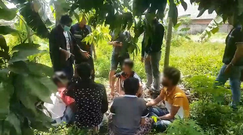 Human traffickers leave 6 Rohingya starving in abandoned building in Hat Yai | News by Thaiger