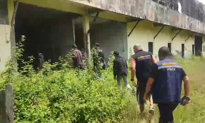 Human traffickers leave 6 Rohingya starving in abandoned building in Hat Yai | The Thaiger