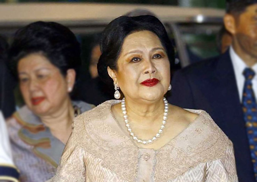 Queen Mother, HM Queen Sirikit, recovering in Chulalongkorn Hospital Bangkok