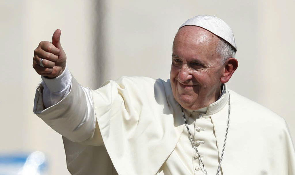 Pope scheduled to visit Thailand this November | The Thaiger